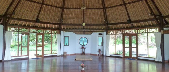 Bali New Years Eve retreat