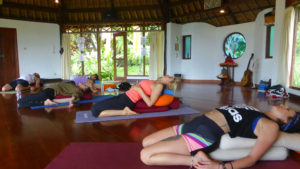 bali yoga teacher trainings
