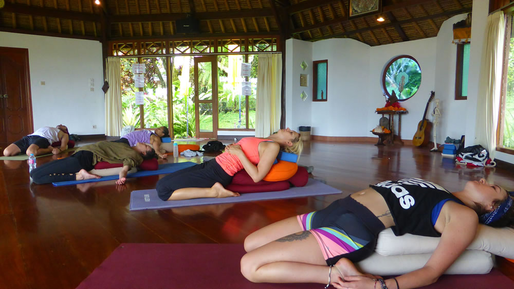 200 hour Bali Yoga Teacher Training January 2018