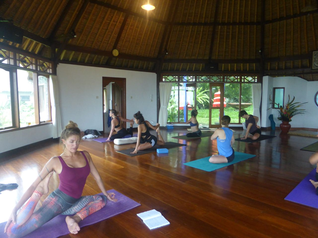 Bali 200 hour Yoga Teacher Training  July 2018