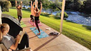New Zealand 200 hour yoga teacher training October