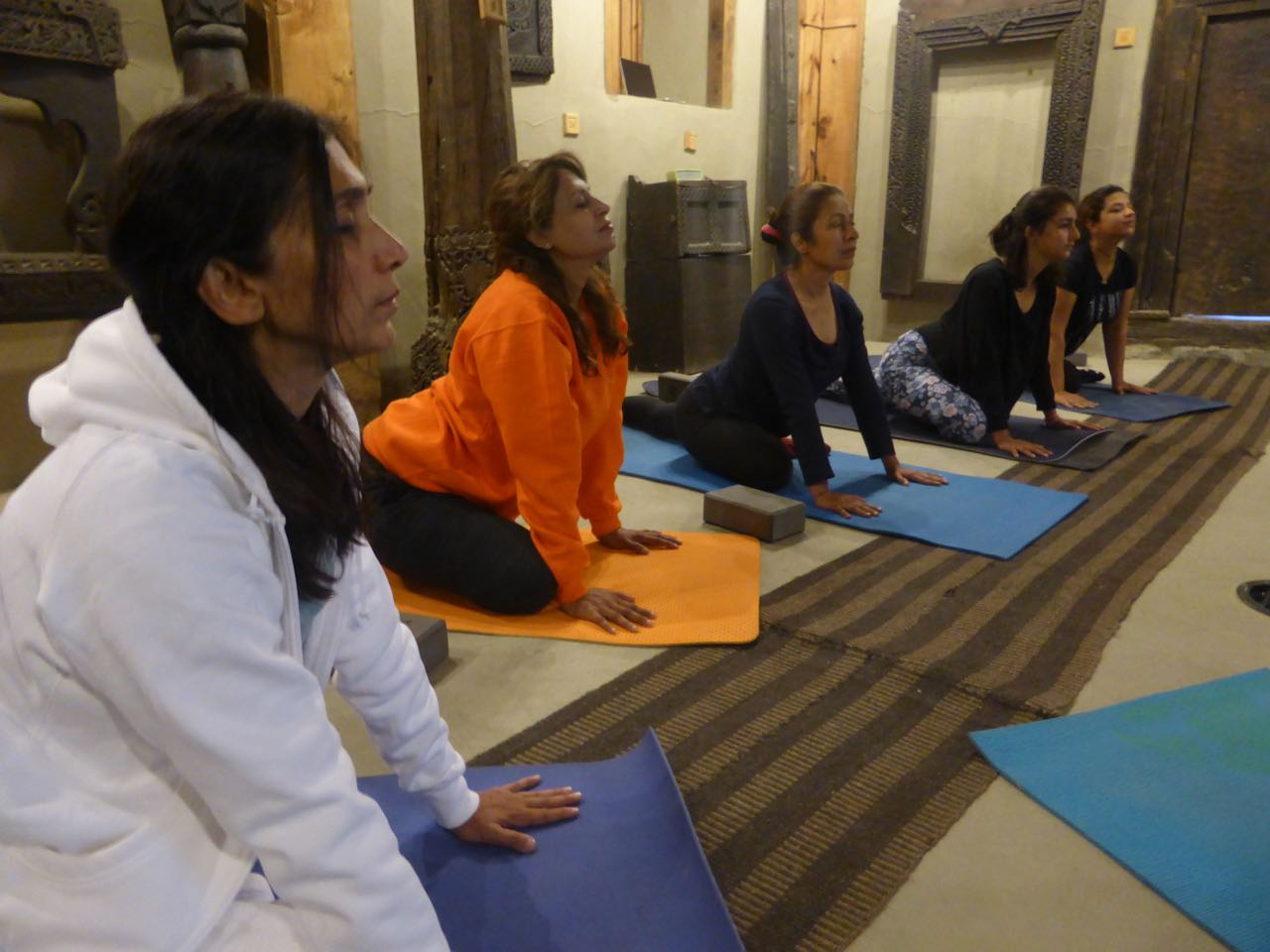 Pakistan yoga teacher training
