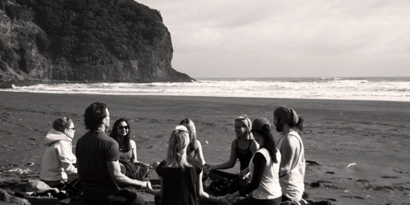 New Zealand Yoga Teacher Training
