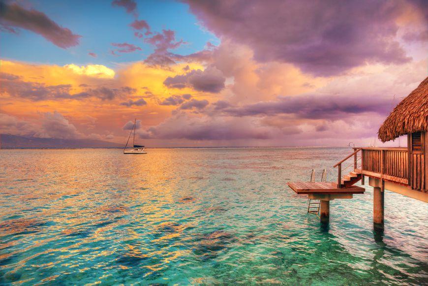 Asia Pacifc Yoga Teacher Training Moorea Tahiti