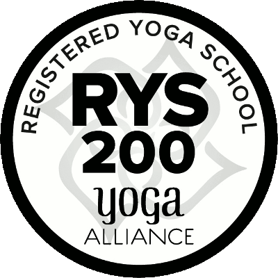Registered Yoga School Yoga Alliance RYS 200