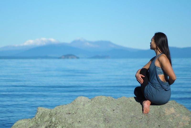 Joleen Tahiti New Zealand Yoga Teacher Trainer