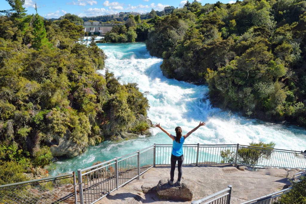 Taupo Aratiatia Rapids