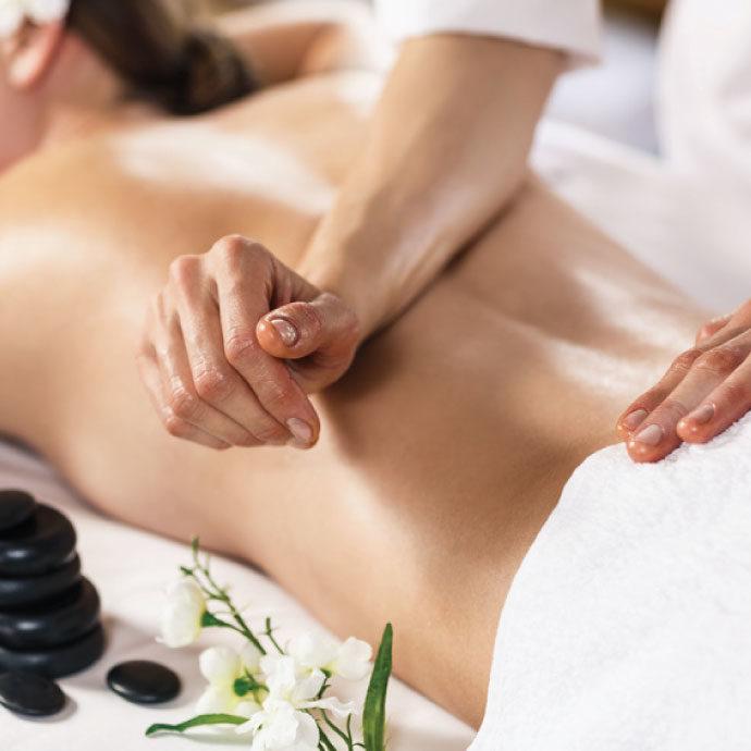 Lomilomi Massage