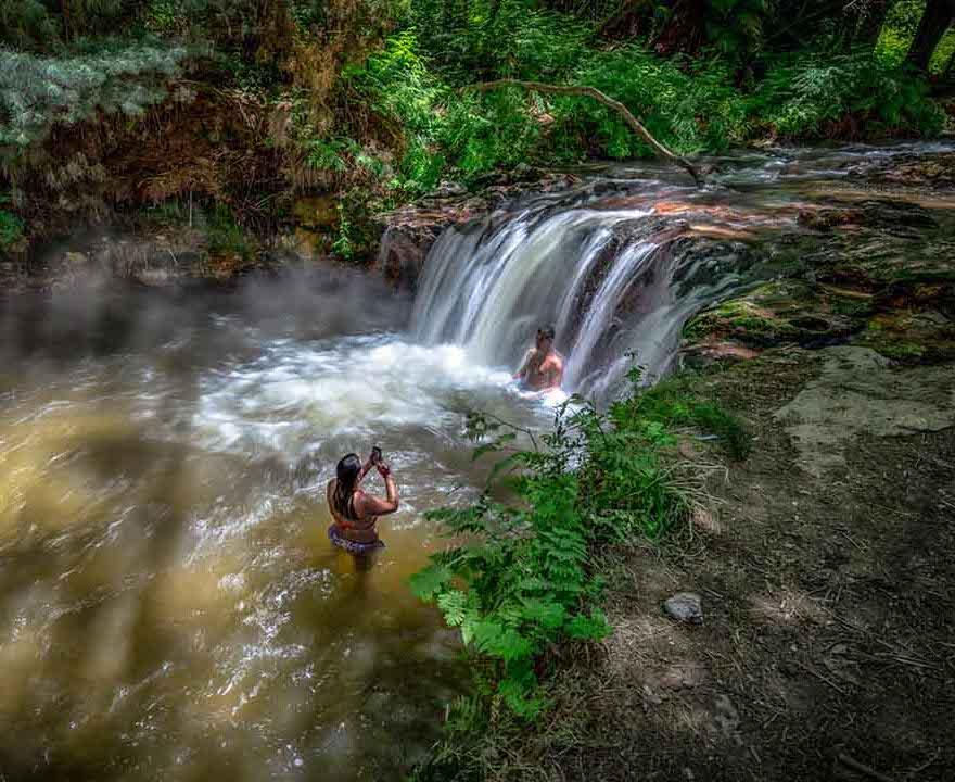 Rotorua Kerosene Creek