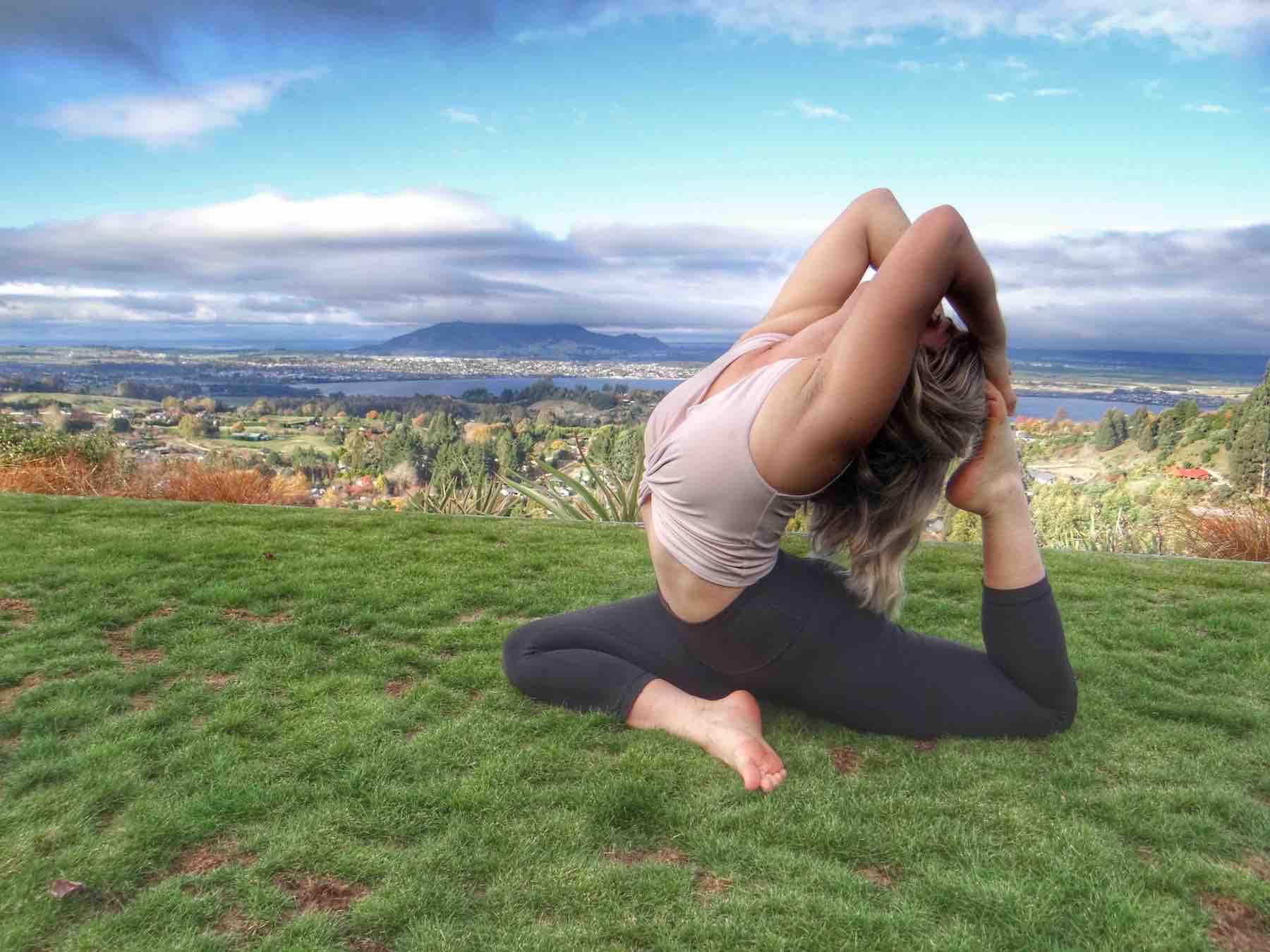 Asia Pacific Yoga Teacher Training Taupo NZ