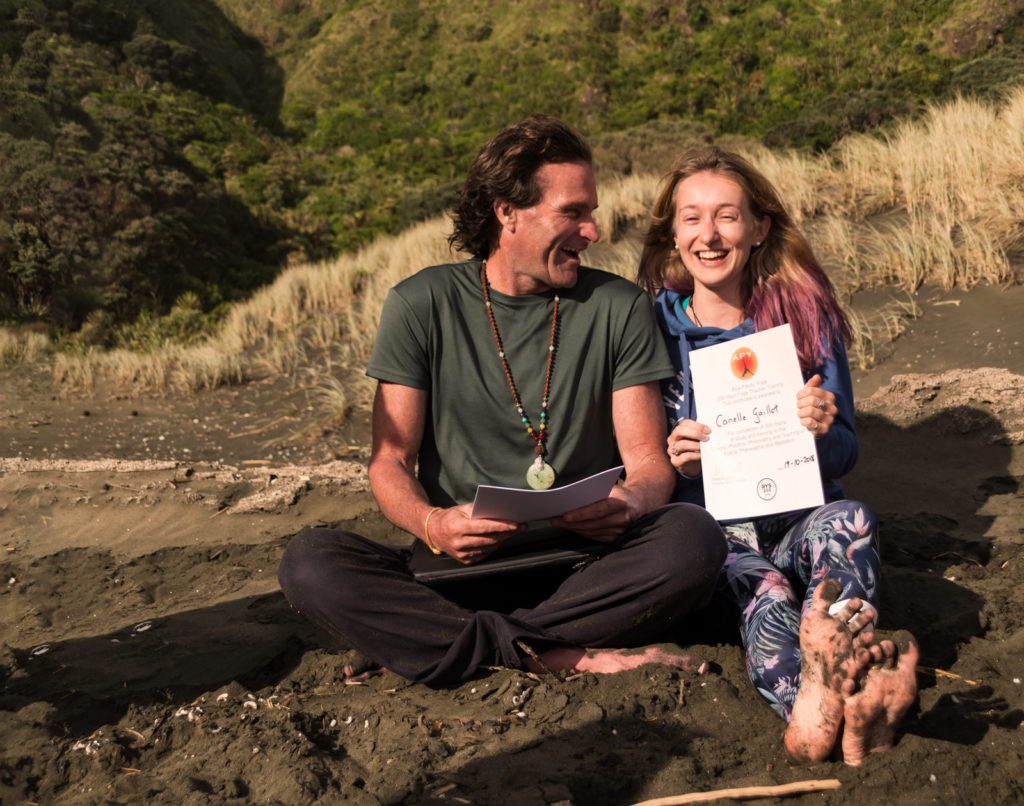 NEW ZEALAND YOGA TEACHER TRAINING PIHA