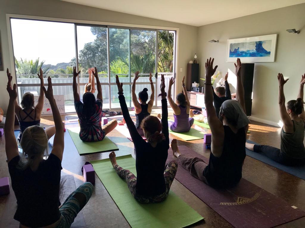 New zealand yoga teacher trainings