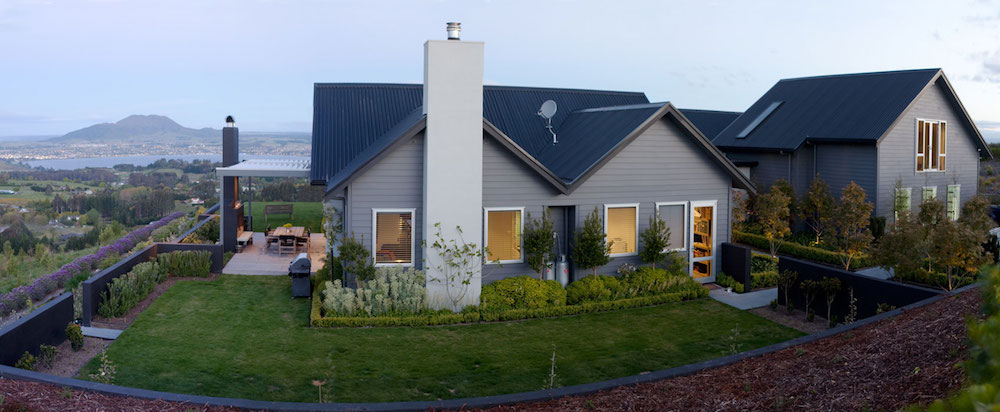 Asia Pacific Yoga Luxury Taupo Holiday Home