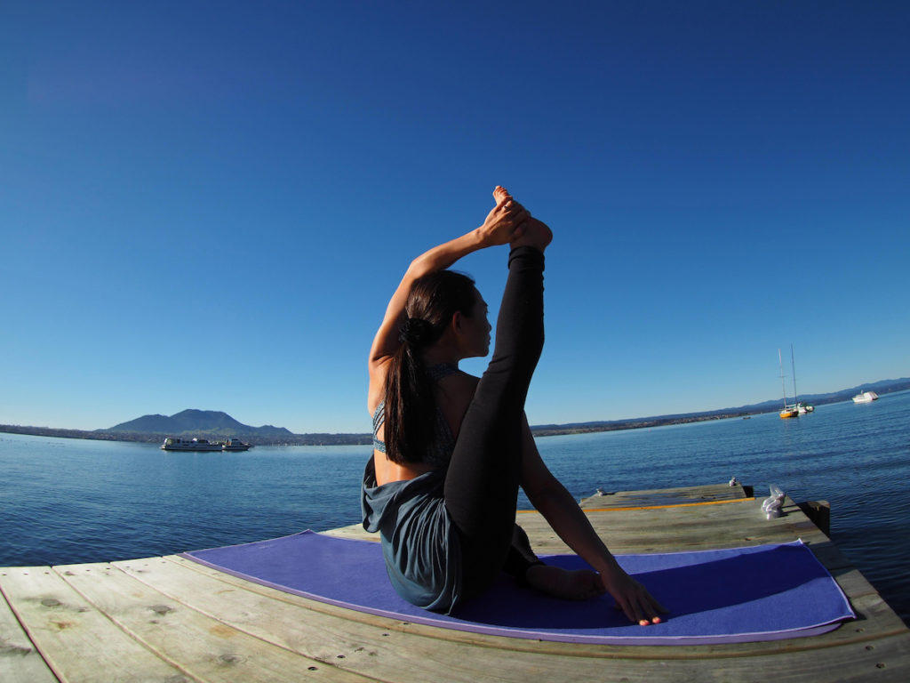 Asia Pacific Yoga Taupo Yoga Teacher Training