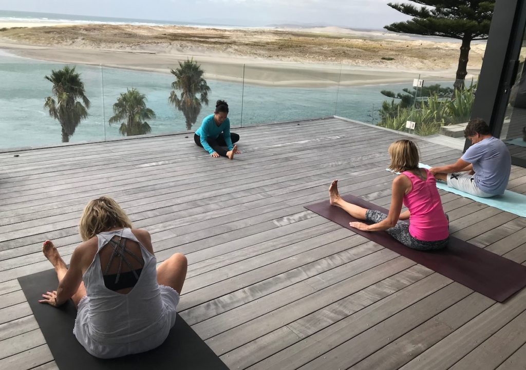 Asia Pacific Yoga Mini yoga Retreats
