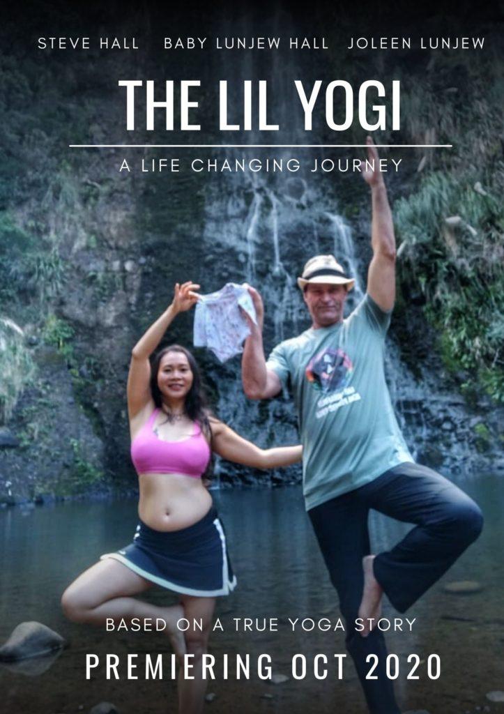 Lil Yogi in Making Asia Pacific Yoga