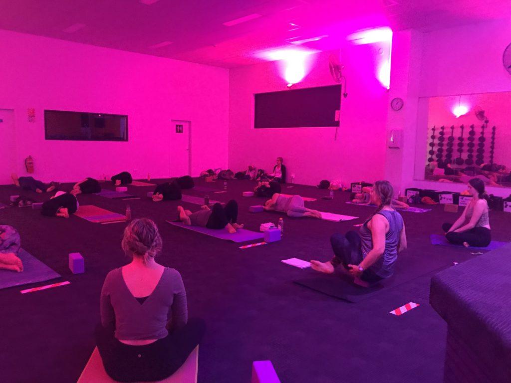 Asia Pacific Yoga Teacher Training New Zealand Free Yoga classes 4