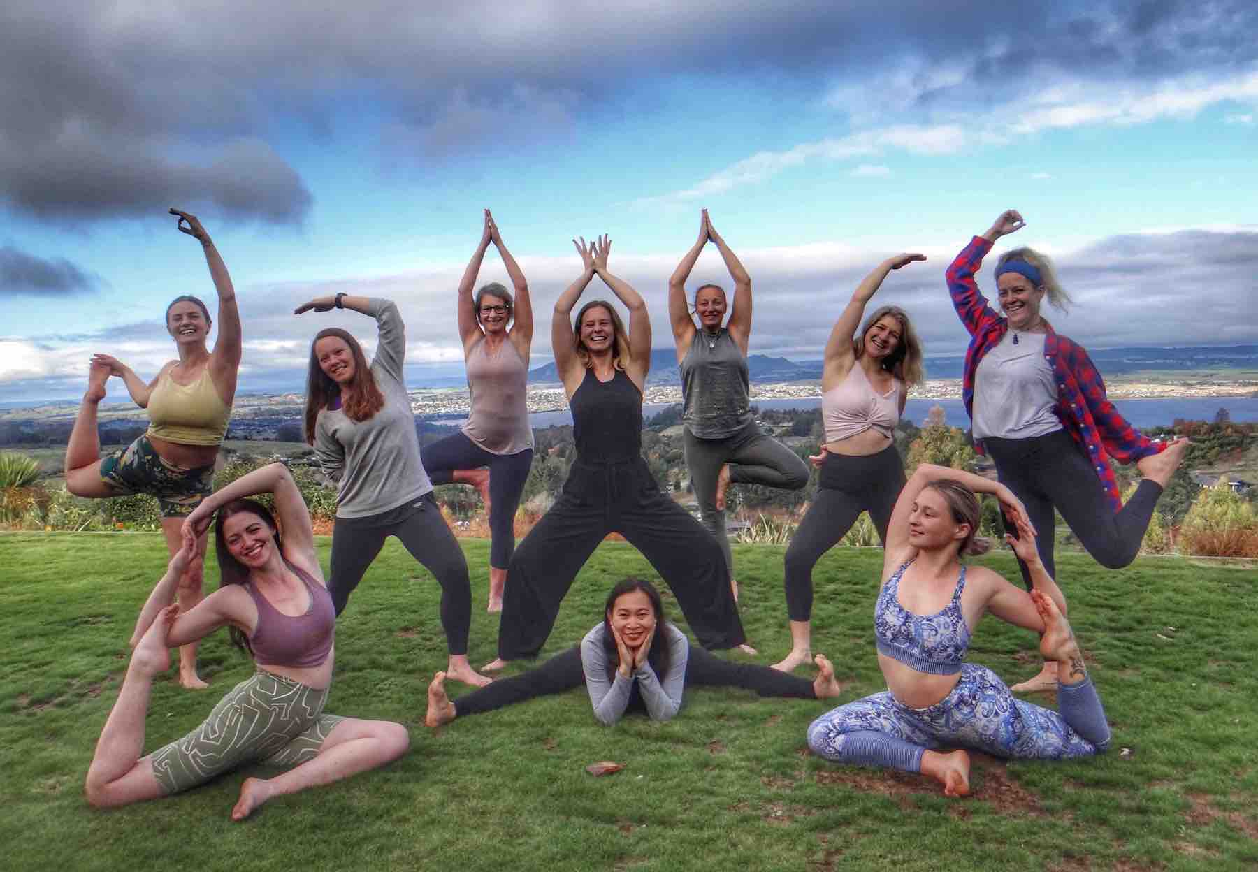 Asia Pacific Yoga Teacher Training Taupo NZ