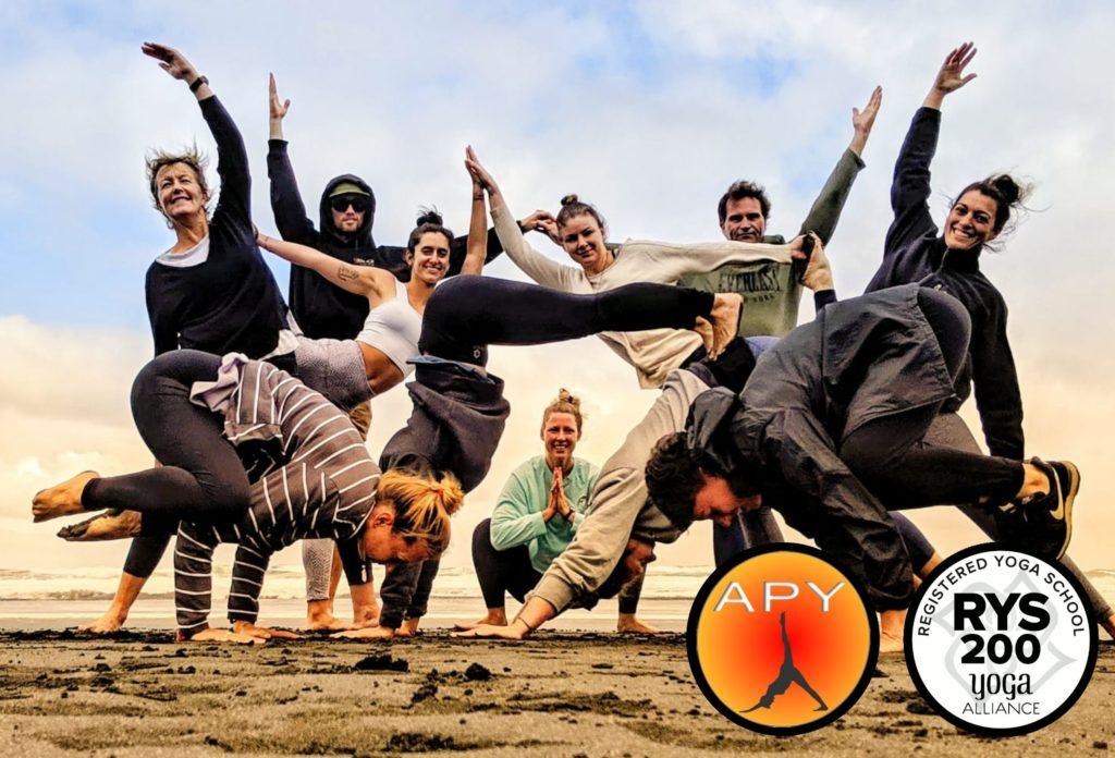 Asia Pacific Yoga Teacher Training