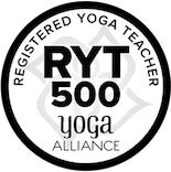 Yoga Alliance RYT 500