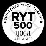 Yoga Alliance RYT 500