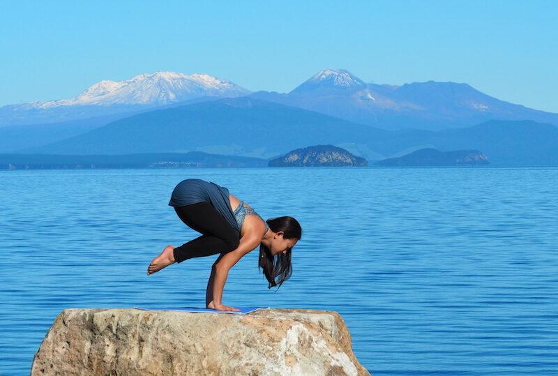 Joleen Asia Pacific Yoga Taupo